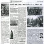 Article du Schorndorfer Nachrichten - 2002