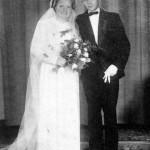 mariage Hans et Elfriede WOJTASZYK 1947
